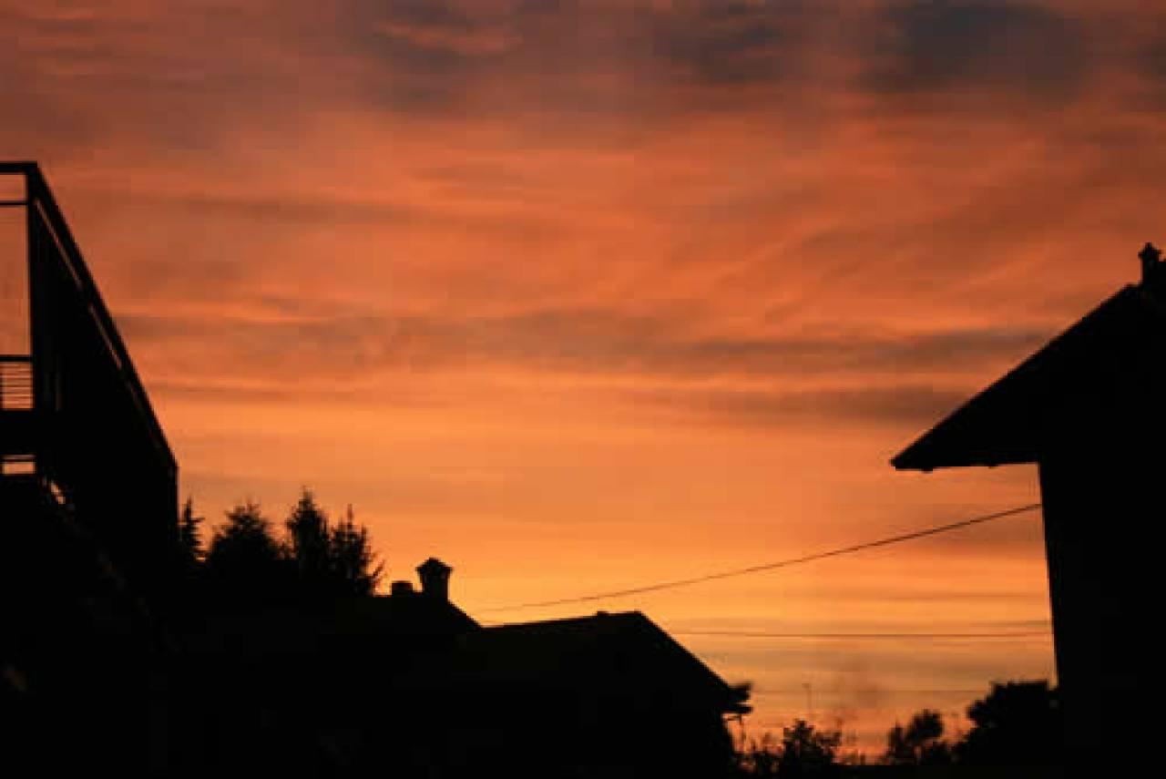Cielo Rosso Di Notte.Quando E Il Rosso Del Cielo A Far La Previsione 3b Meteo