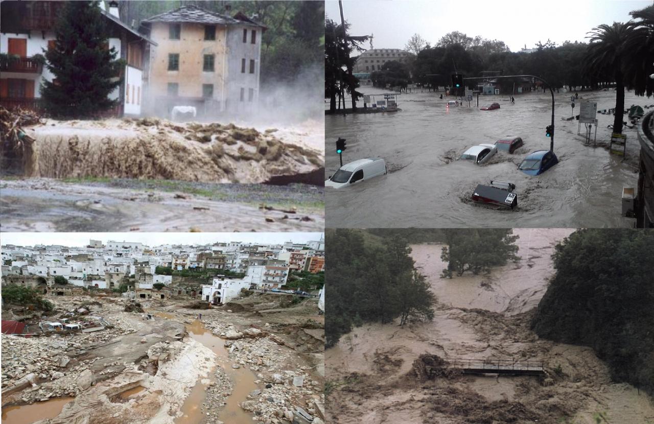 rischio alluvioni liguria - photo#15