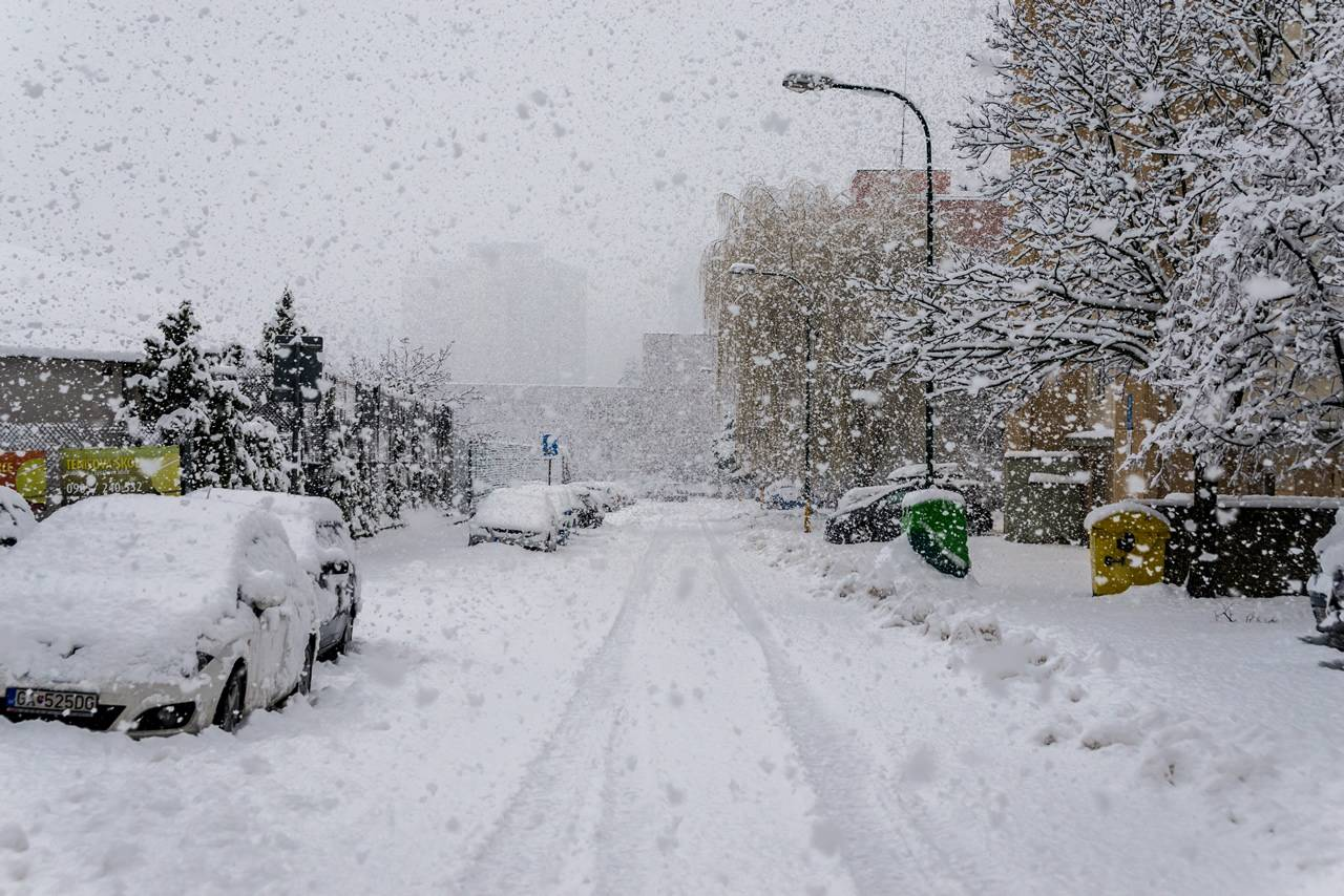 Ancora neve sull'Italia nelle prossime ore
