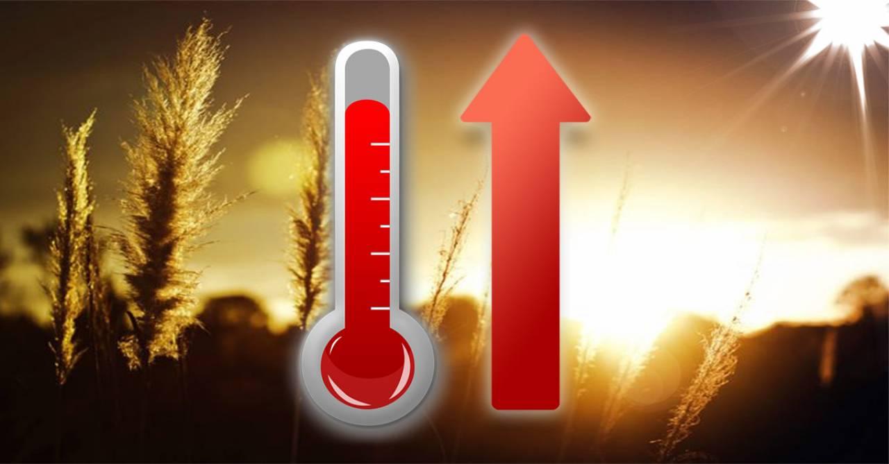 Arriva il caldo e sarà anche afoso
