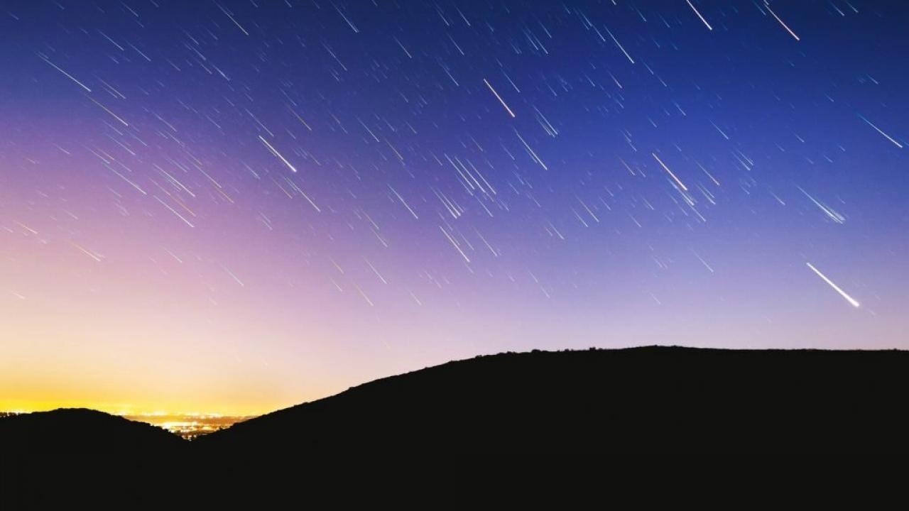 Arrivano le Geminidi, le stelle cadenti di Dicembre