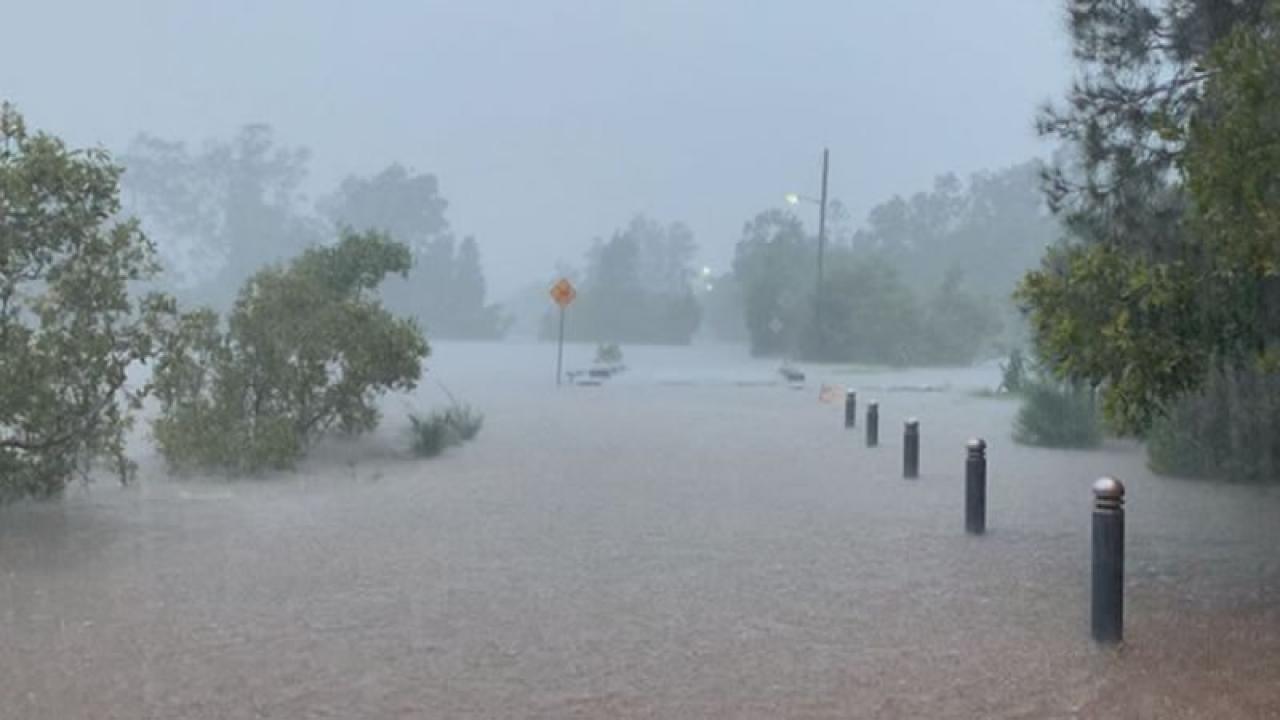 Australia, piogge alluvionali