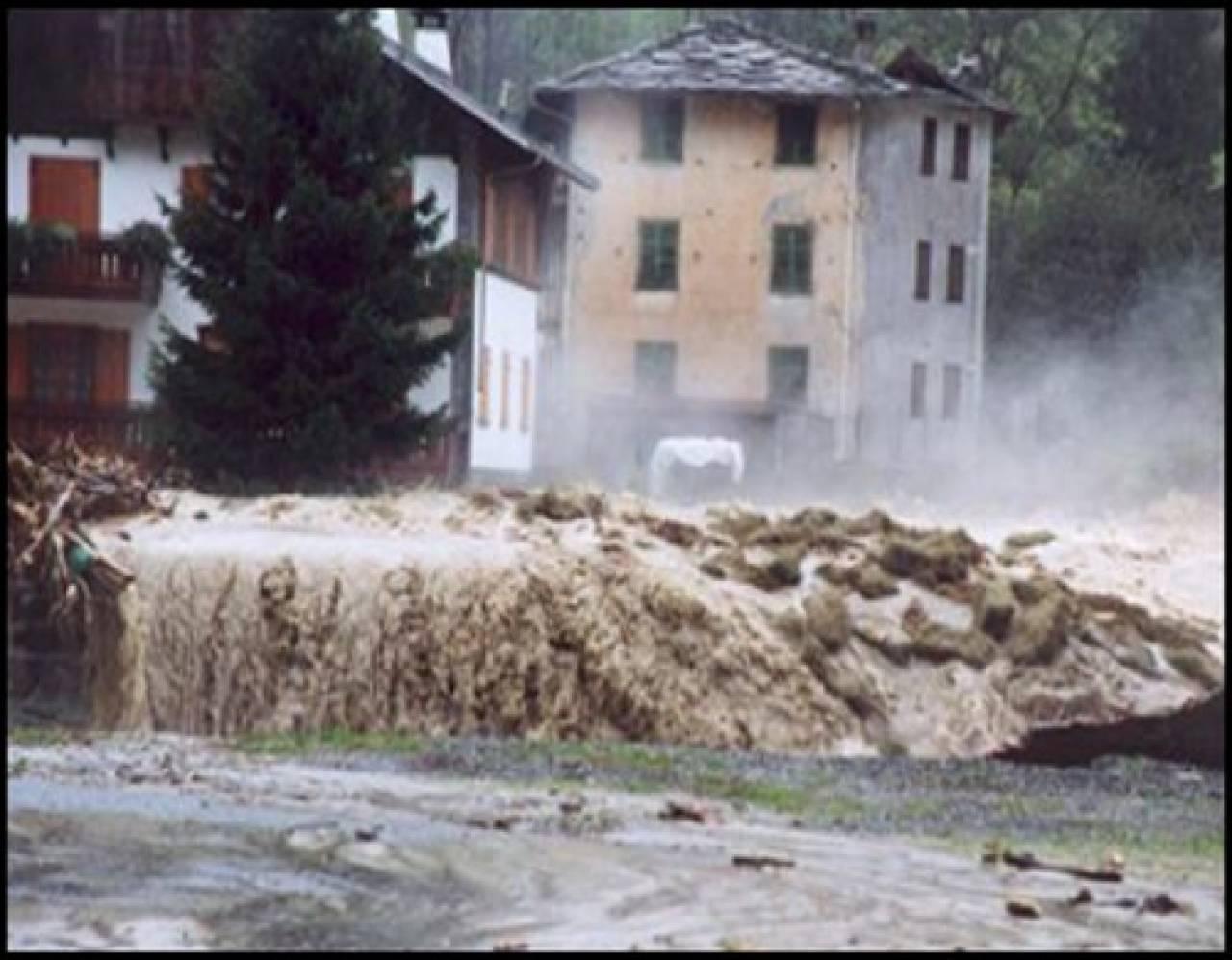 Le alluvioni che hanno 39 39 segnato 39 39 l 39 italia 3b meteo for Immagini della dispensa del maggiordomo