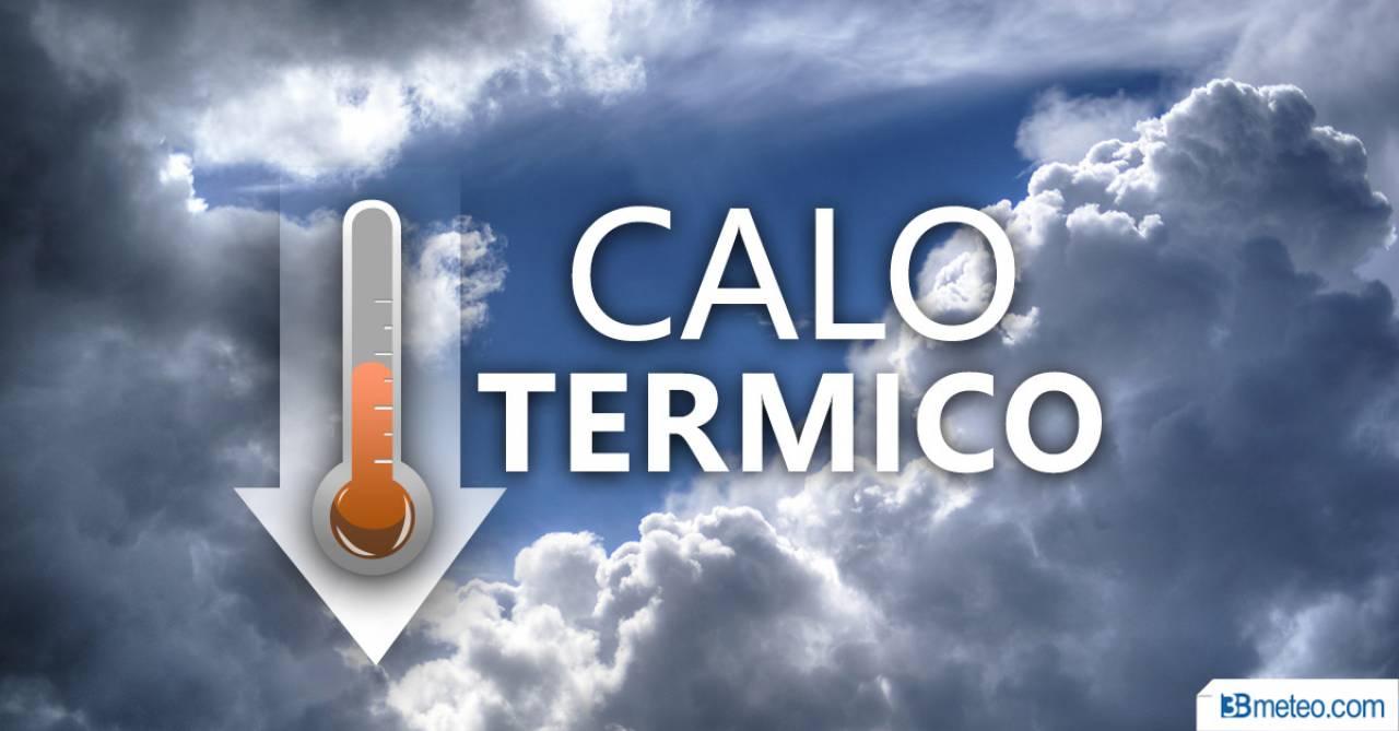 Brusco calo termico la prossima settimana
