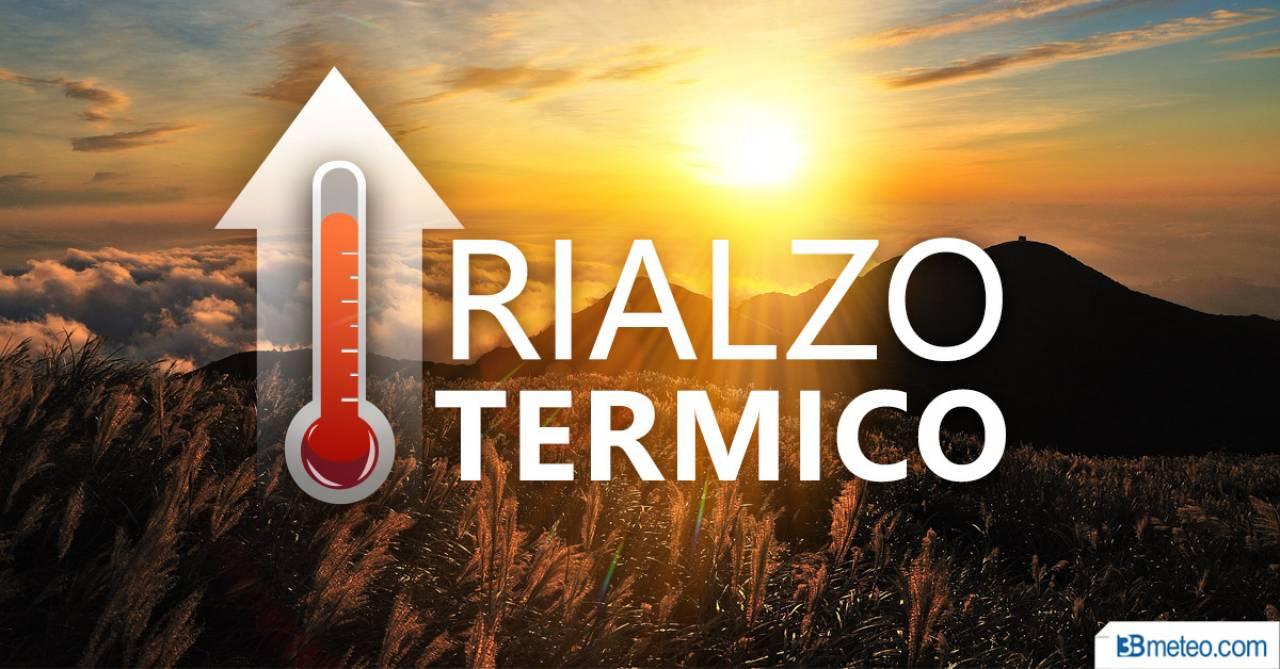 Caldo anomalo sull'Italia, valori da piena estate