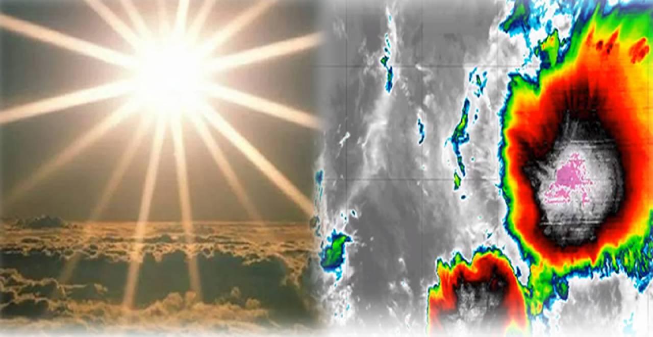 caldo in Europa, Andres è ora sul Pacifico orientale