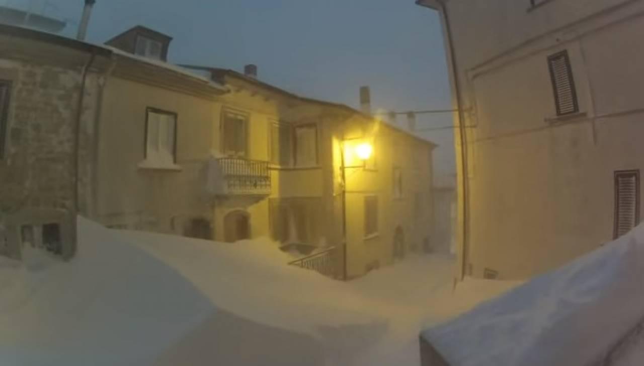 Capracotta la regina delle nevi video « b meteo