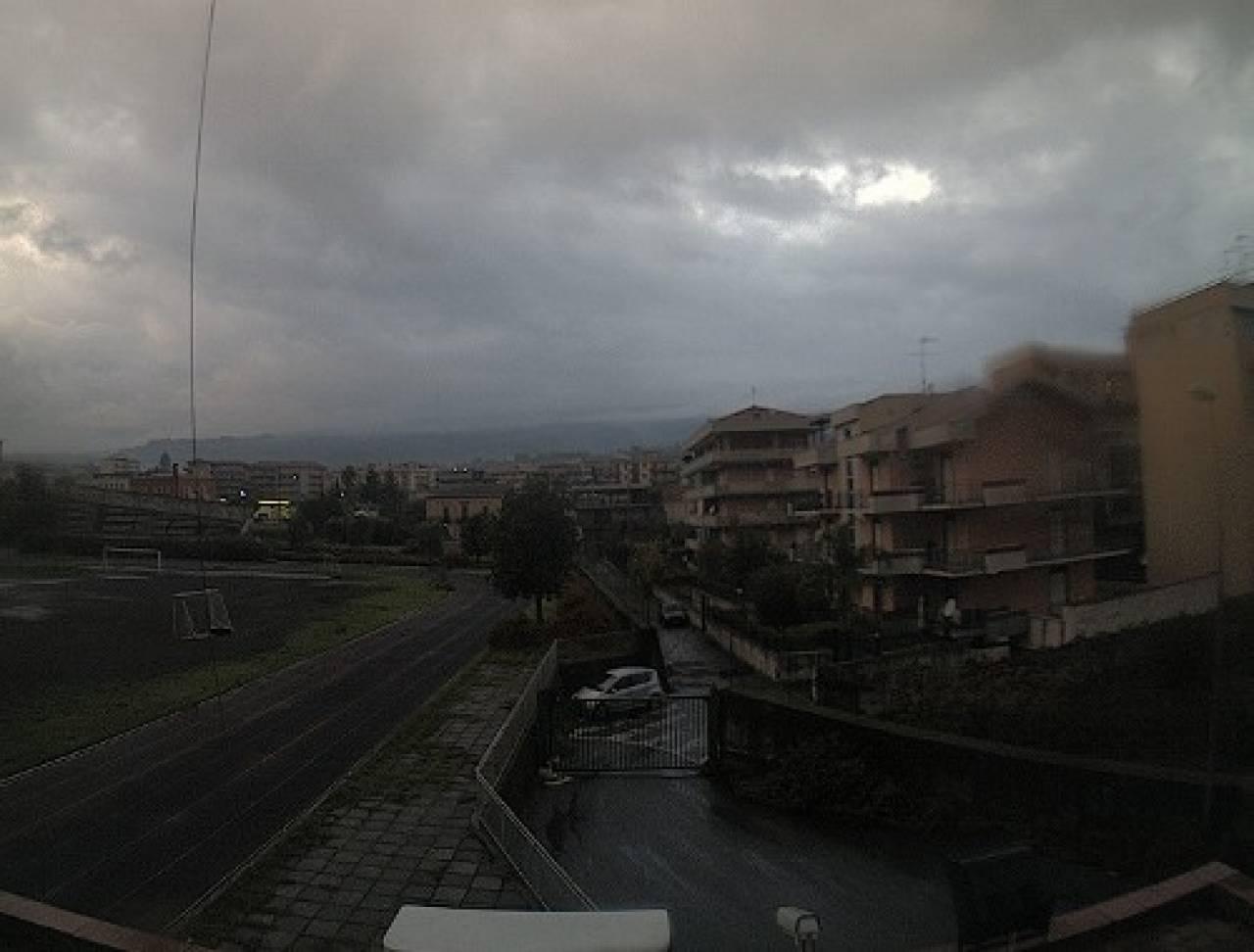 Pioggia Oggi Nel Se Della Sicilia Qui Siamo A Giarre Ct Nebbie