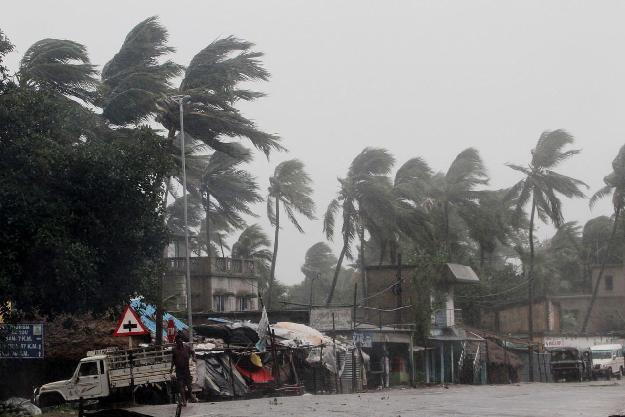 In India e Bangladesh arriva la tempesta del secolo