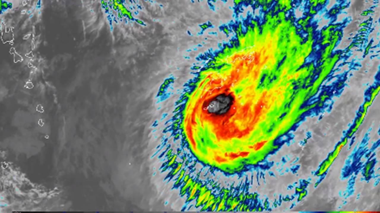 ciclone Ana sulle Fiji