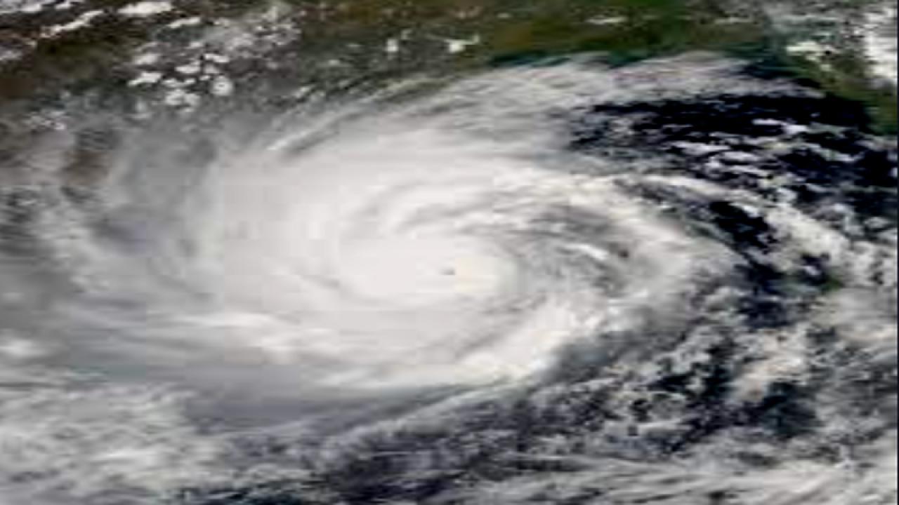 ciclone Yaas imminente landfall