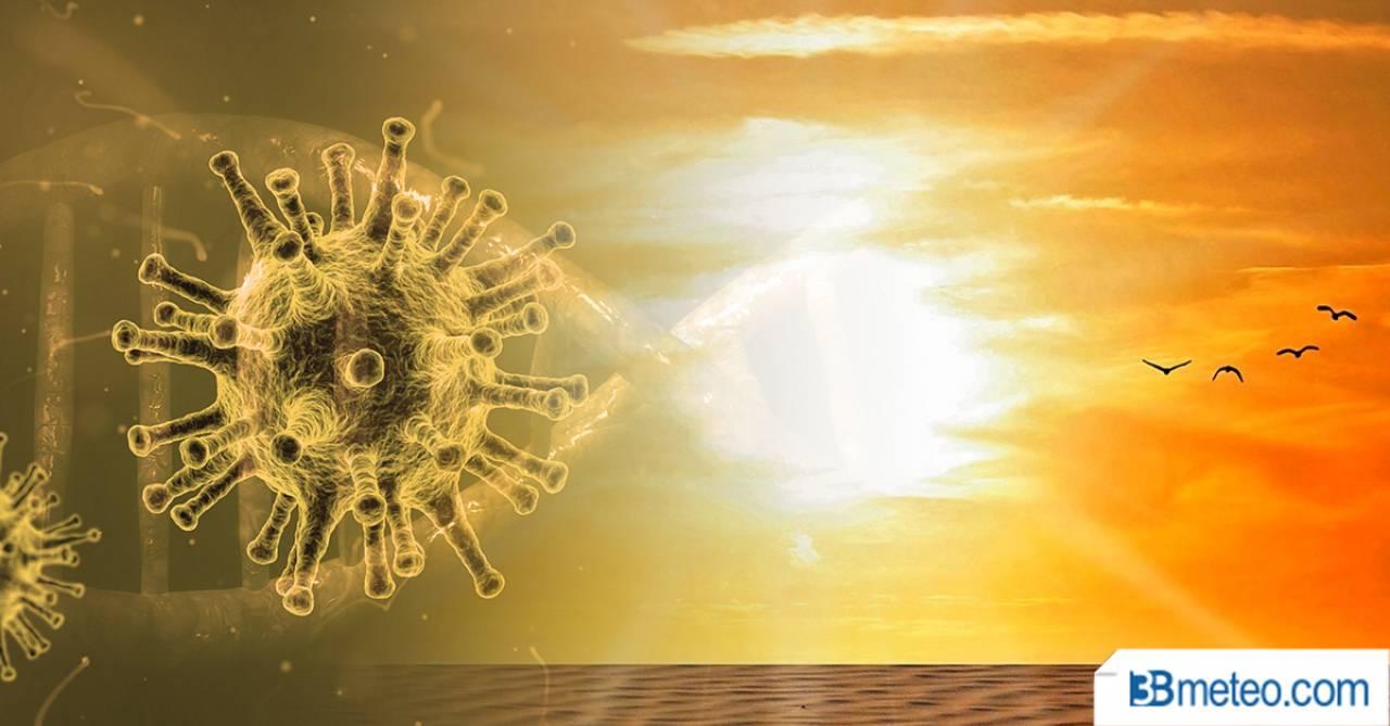 Clima e Coronavirus: il caldo ci aiuterà?