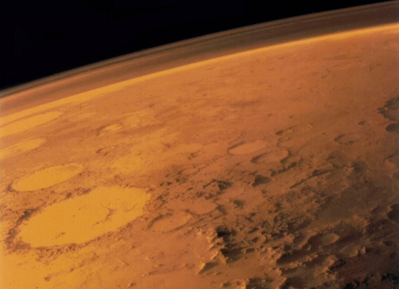 Come funziona l'atmosfera marziana, ce lo dirà la sonda Al-Amal degli Emirati Arabi