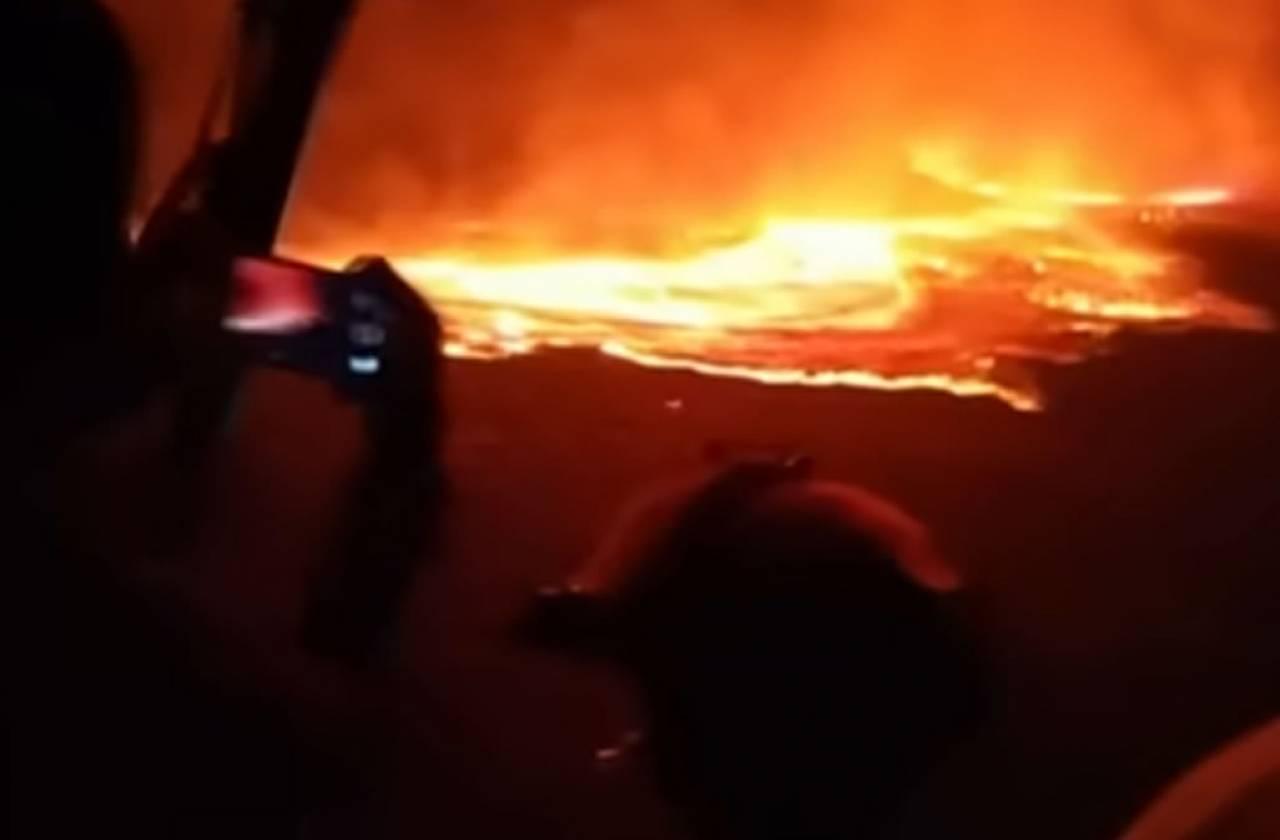 Congo, situazione drammatica per l'eruzione del vulcano Nyiragongo