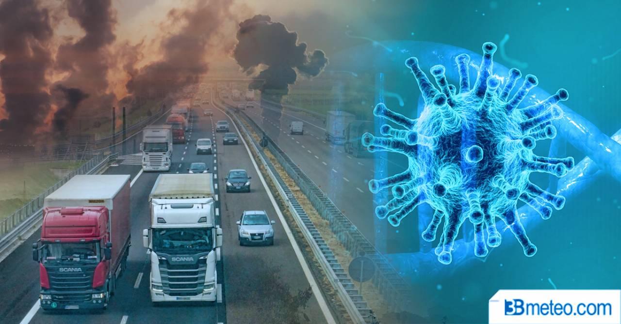 Coronavirus e smog: c'è un legame
