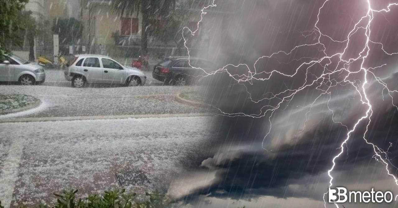 Cronaca meteo Italia