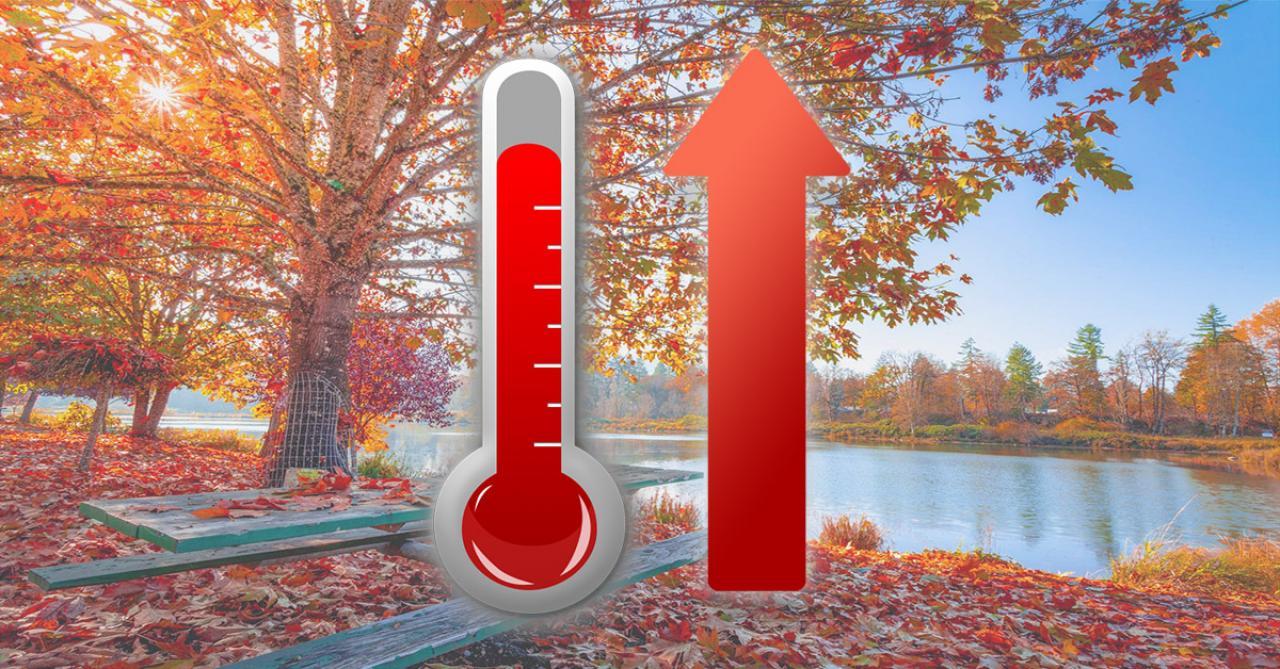 Dopo il freddo temperature in rialzo in settimana