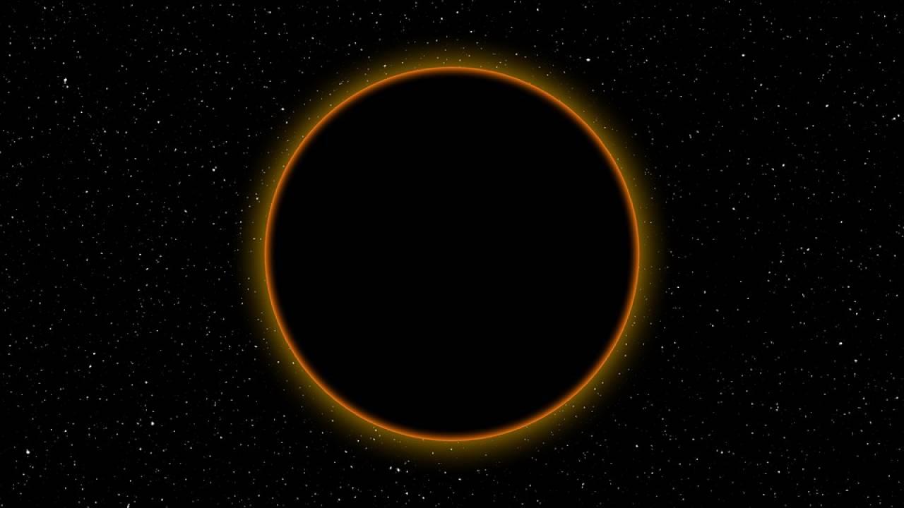 Eclissi di sole totale