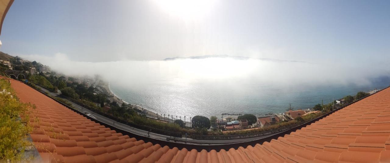 Effetto 'Lupa' sullo Stretto di Messina
