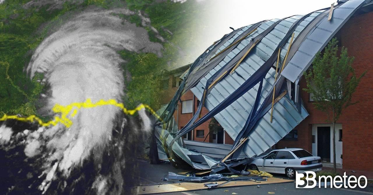Emergenza uragano Ida negli USA