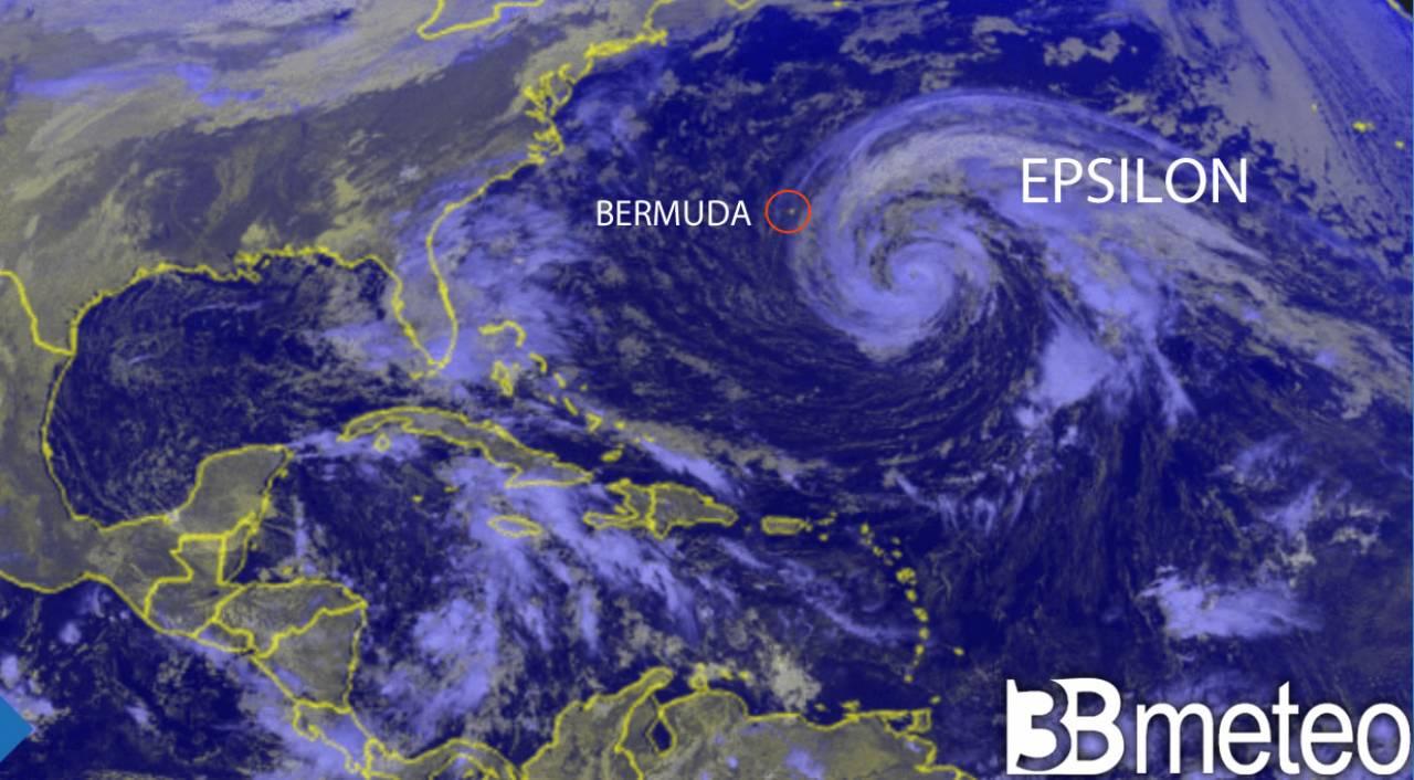 Epsilon lambirà le Bermuda