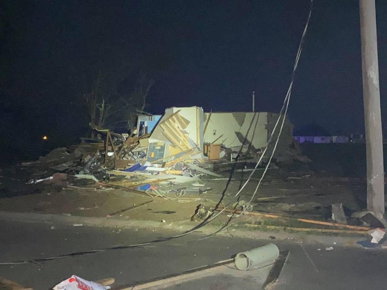 Fonte immagine: Facebook, Zach Holder, Region 8 Stormteam