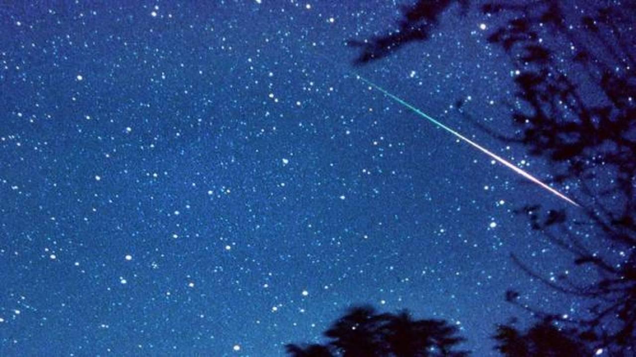 Sciame di geminidi in arrivo con la superluna 3b meteo for 3 stelle arreda