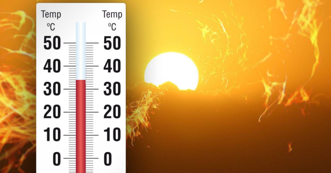 Gran caldo africano in arrivo in Campania, temperature fino a 34-35°C