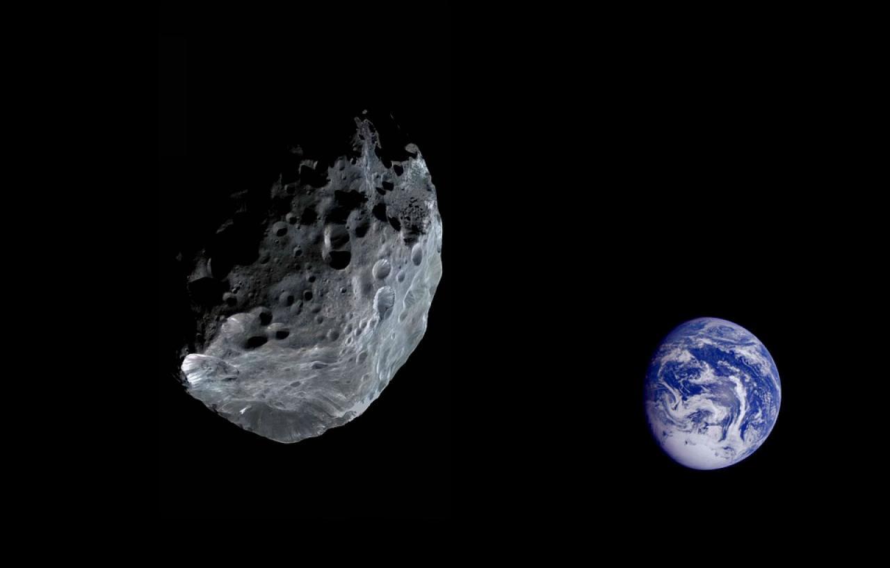Grosso asteroide si avvicina alla Terra, ci passerà vicino il 29 aprile