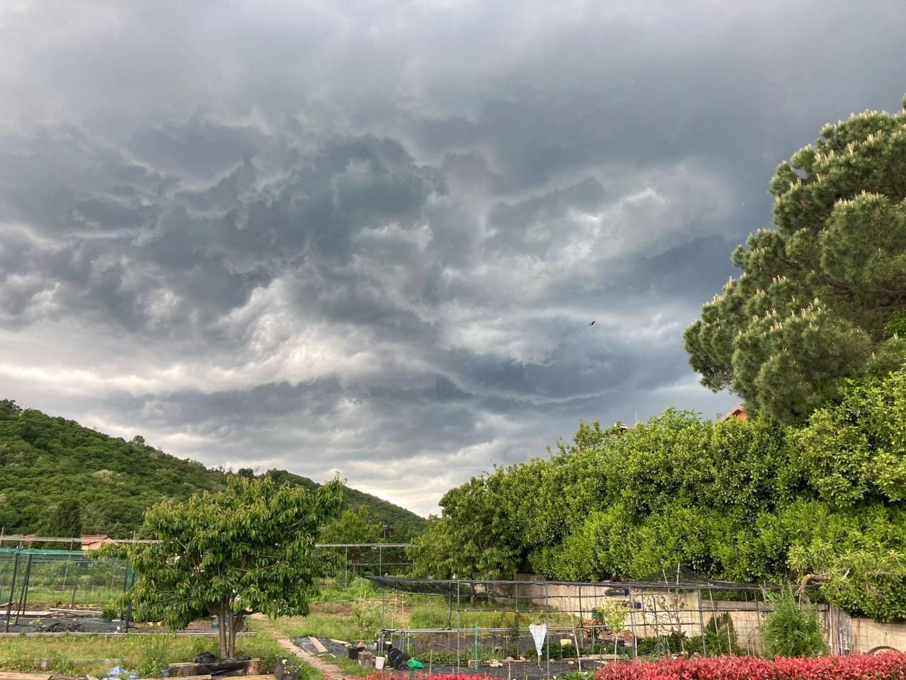 Il cielo a Calco (LC)