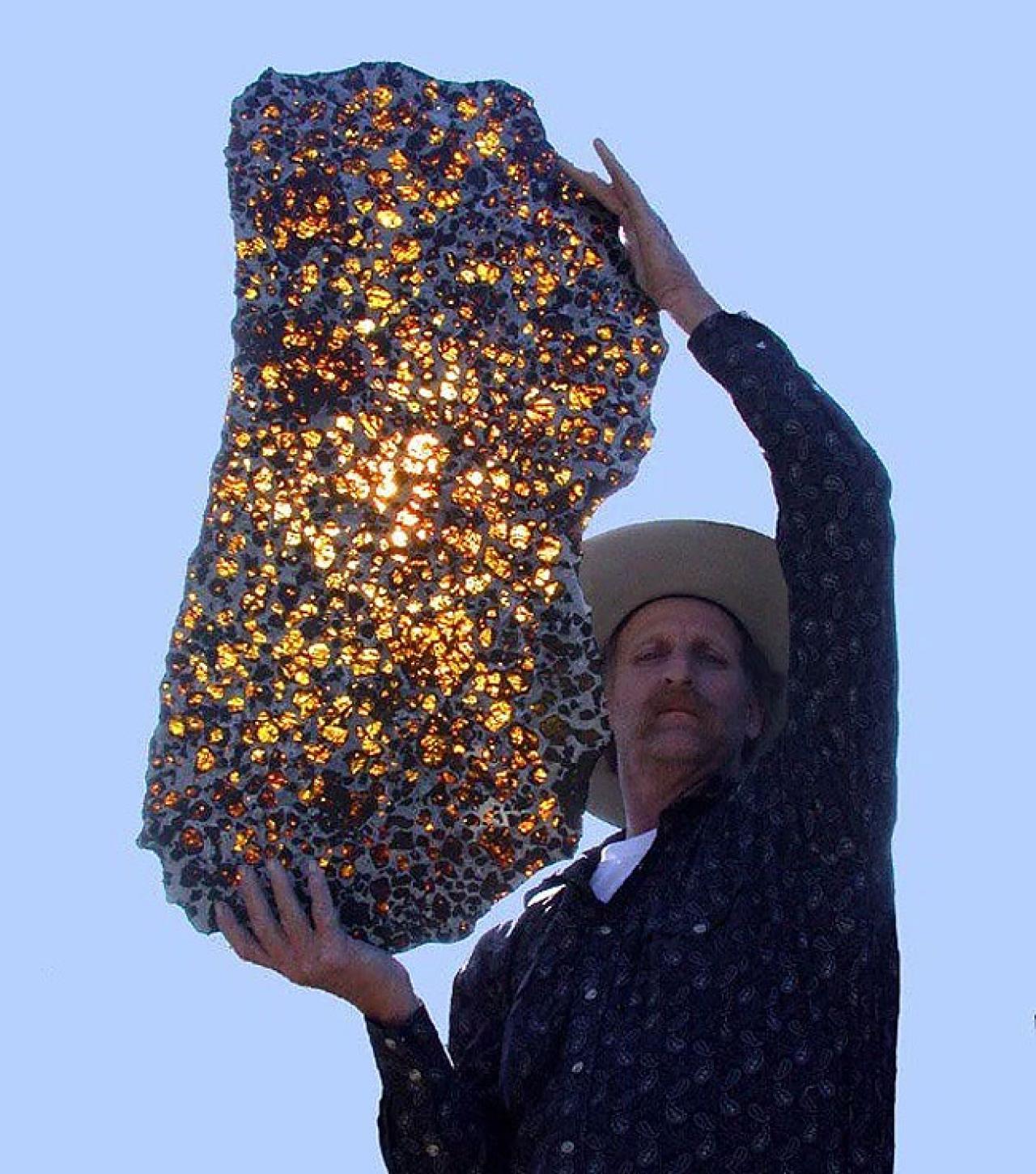 Il meteorite Fukang