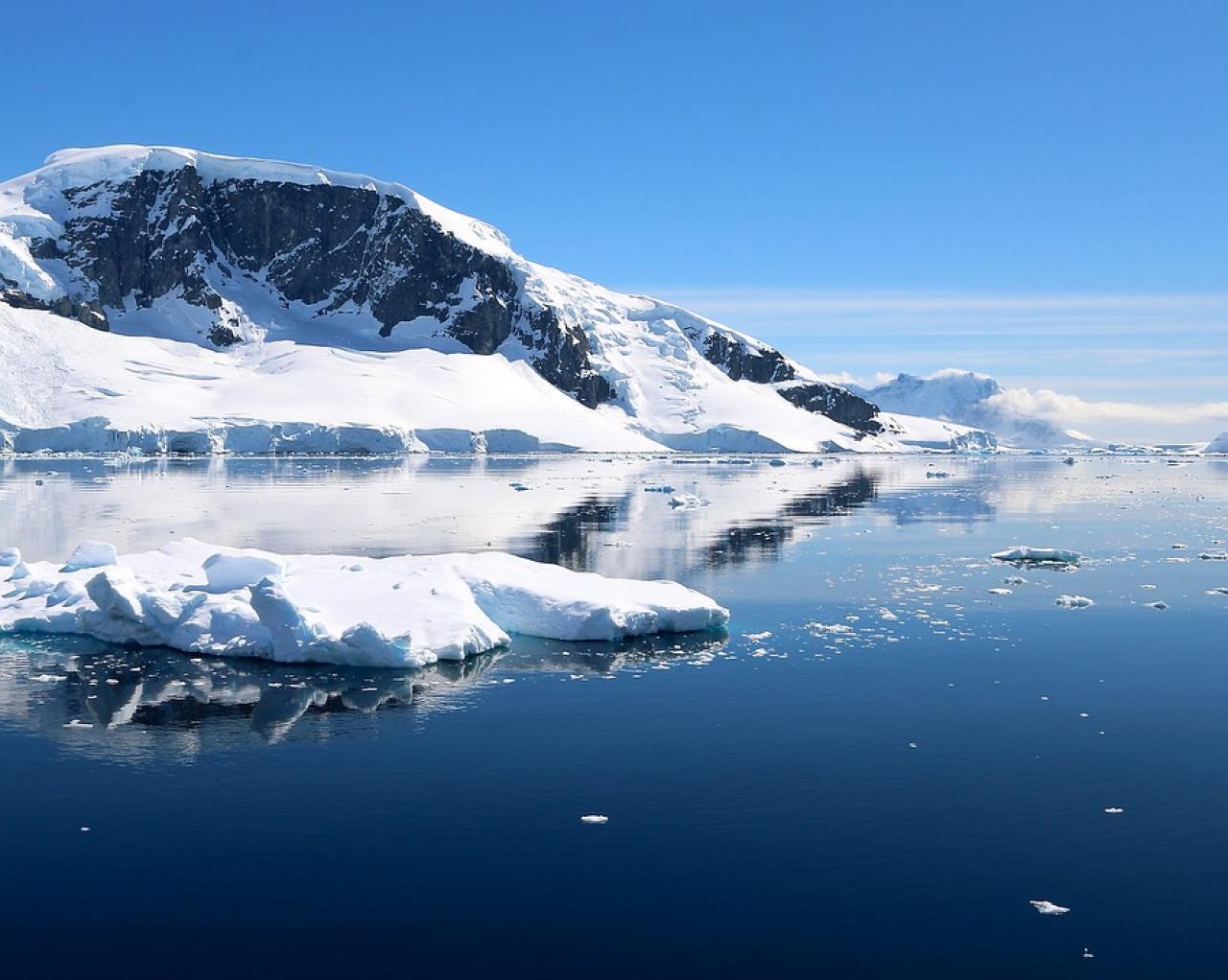 Rallenta la fusione dell'Artico. A inizio settembre la quantità di ghiaccio maggiore dal 2014