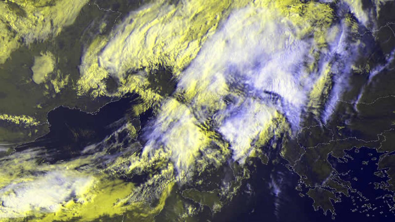 Meteo. Piogge anche abbondanti al Nord con NEVE fino in collina. Situazione e previsioni
