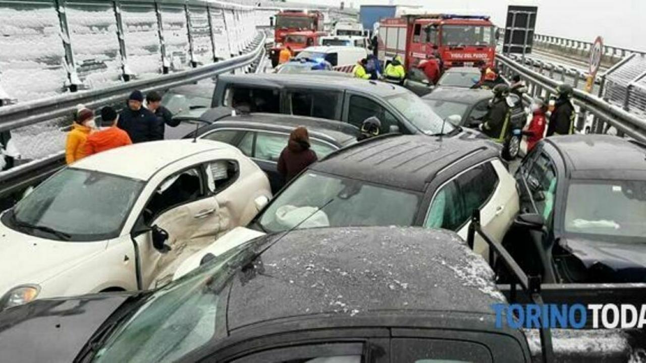 Incidente sulla Torino-Bardonecchia. Purtroppo anche vittime