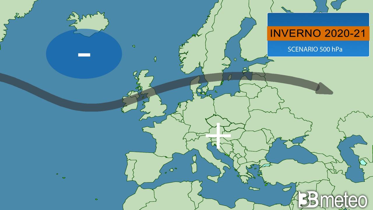 inverno 2020-21 scenario medio atteso