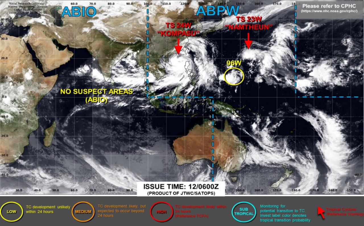 JTWC MAP