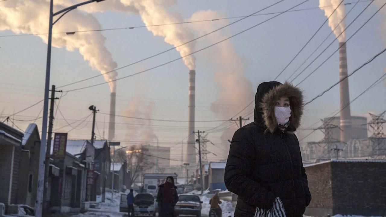 L'epidemia di Coronavirus ha drasticamente ridotto l'inquinamento da CO2 della Cina