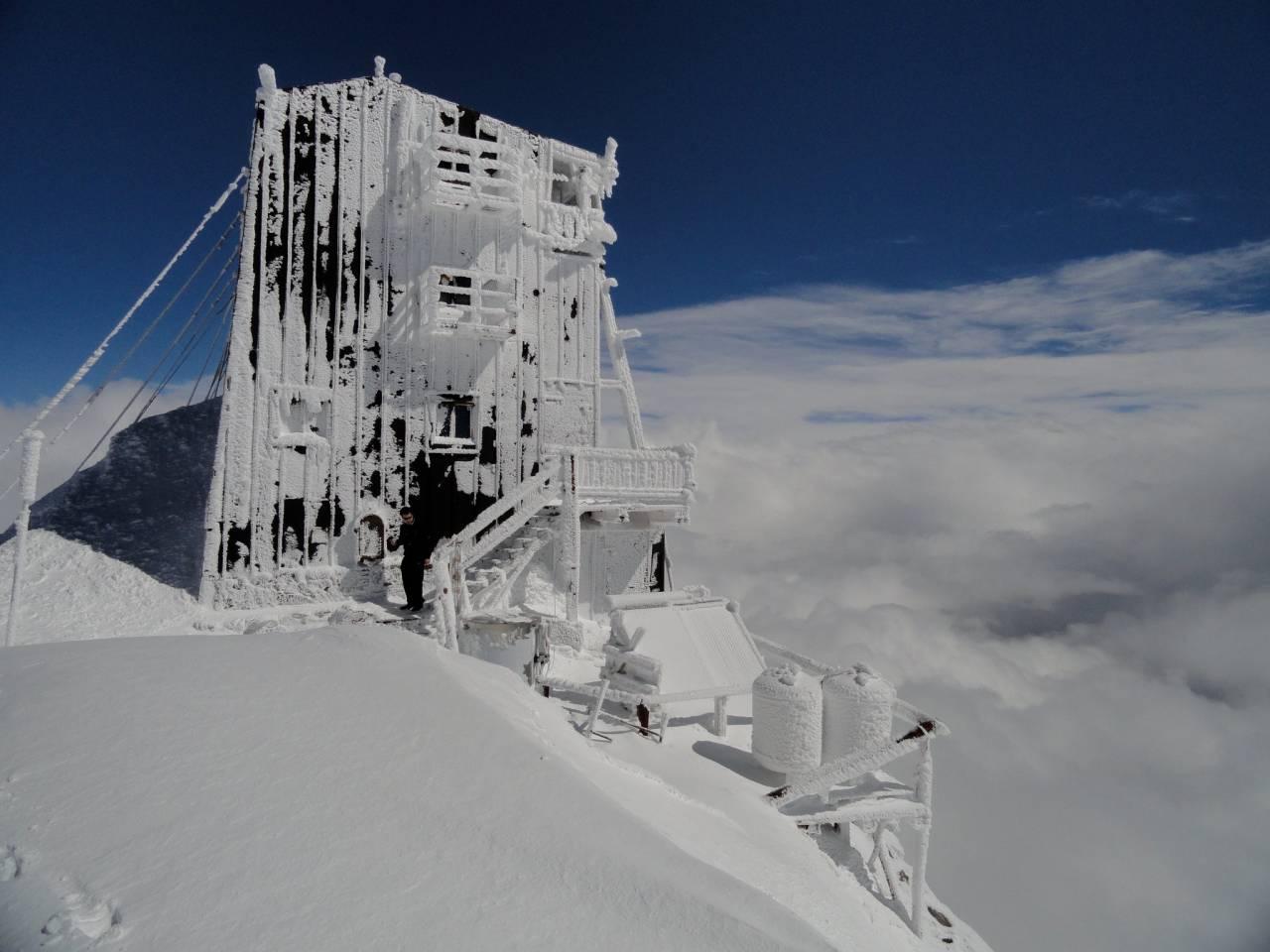 La Capanna Margherita sul Monte Rosa (Fonte immagine Capanna Margherita via Facebook)
