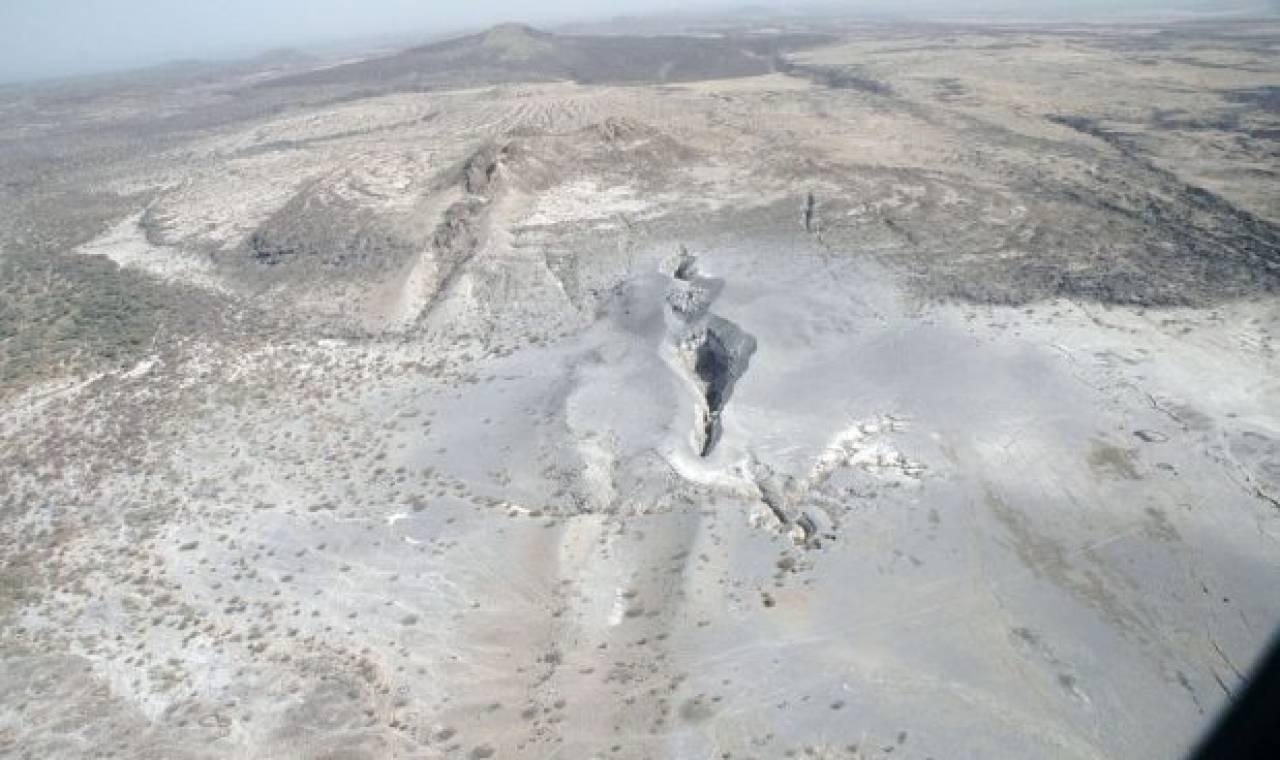 La crepa nella regione degli Afar (Fonte: businessinsider.com)