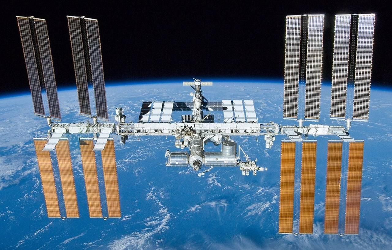 La ISS. International Space Station