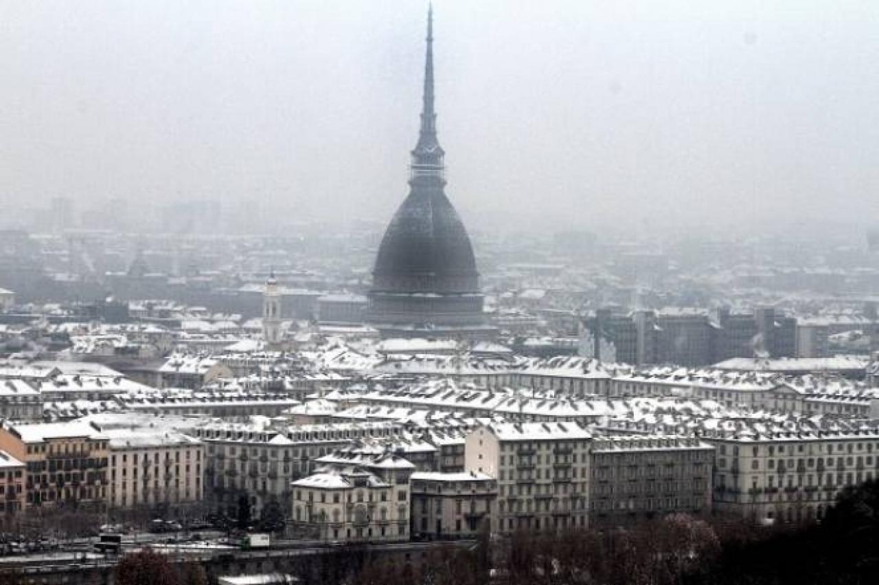 La nevicata del 17 Aprile 1991 a Torino