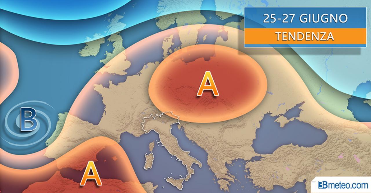Le previsioni meteo per il fine settimana: cosa succederà?
