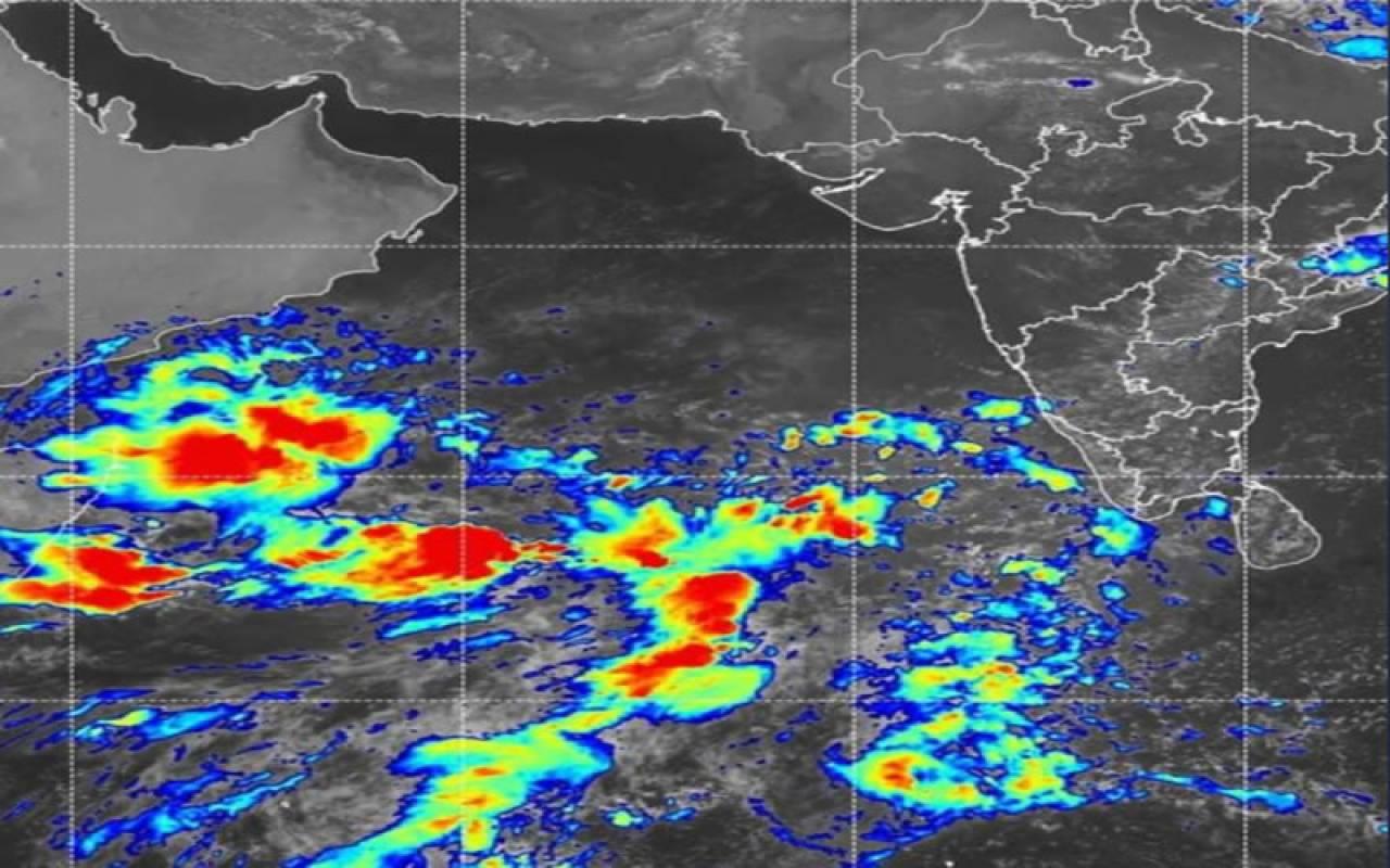 Mar Arabico, in fase di sviluppo un ciclone