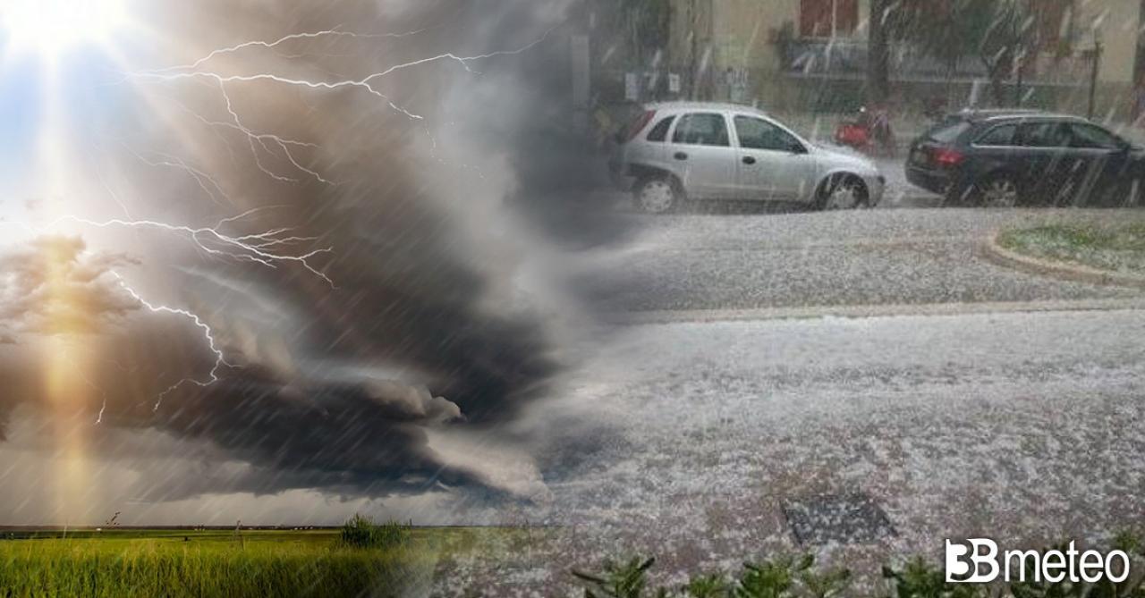 Meteo. Prossima settimana netto peggioramento su gran parte d'Italia