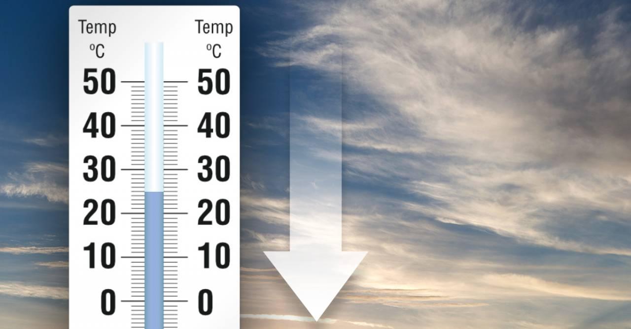 Meteo. Temperature in calo da martedì
