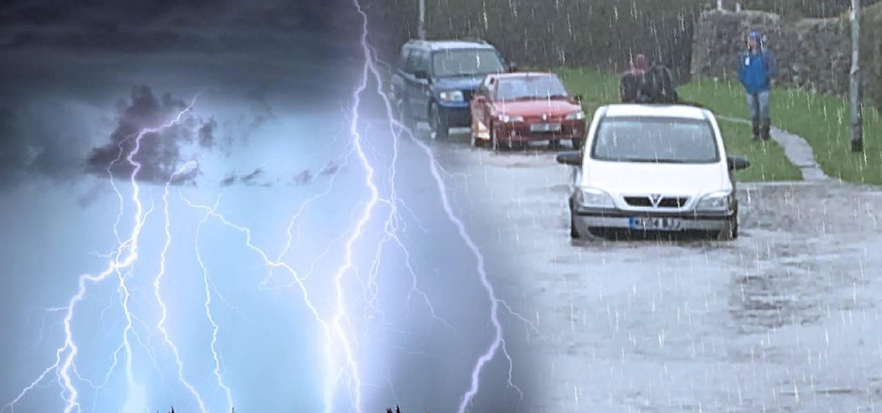 Meteo, il maltempo ora si accanisce su Sicilia ed estremo Sud peninsulare, tornado a Catania