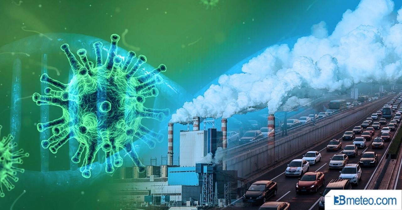 Meteo - Inquinanti e Covid-19