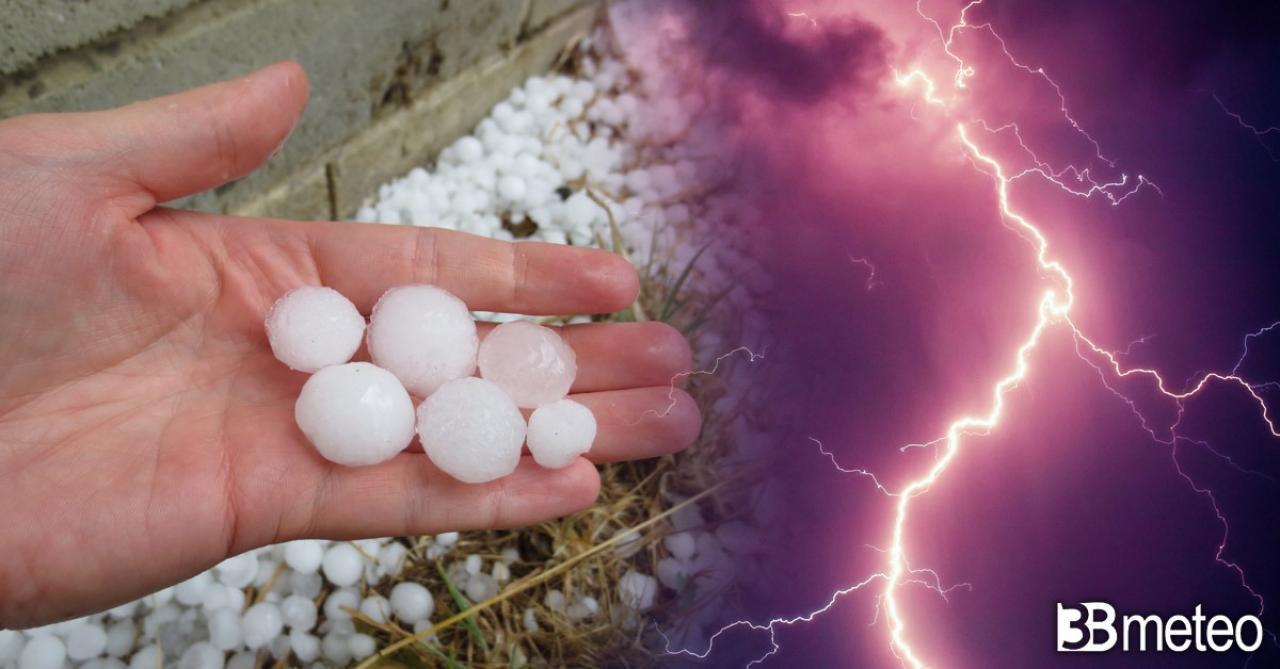 Meteo Italia. Sabato, tempo in peggioramento, arrivano i temporali