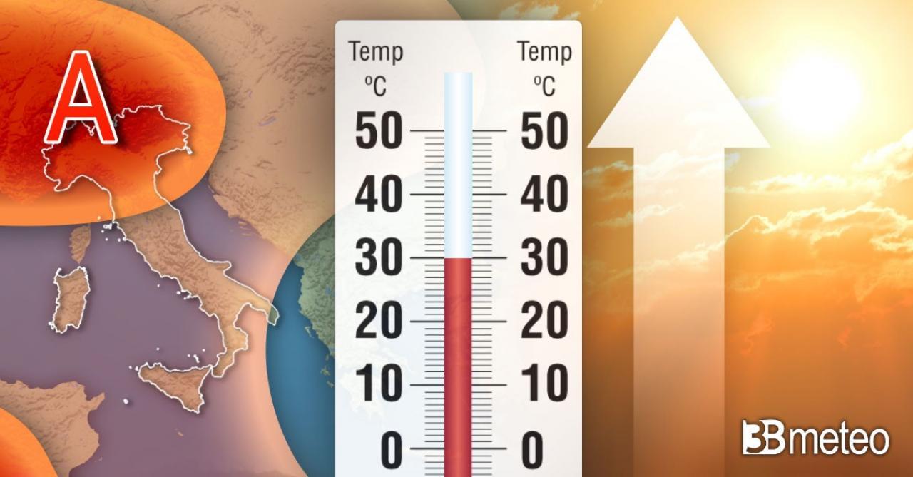 Meteo Italia: a quando un periodo più stabile e caldo?