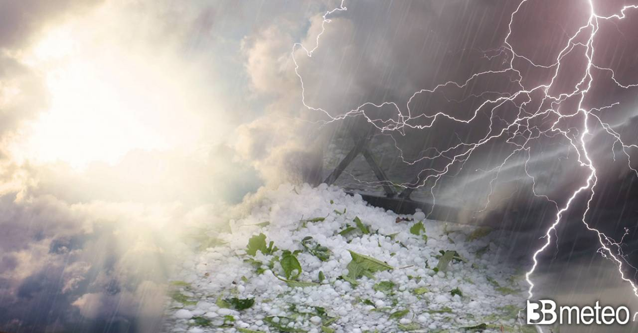 Meteo Italia, domenica instabile su molte regioni